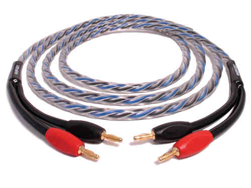 Premium 12 Gauge Twisted Pair Speaker Cable 3 Mt