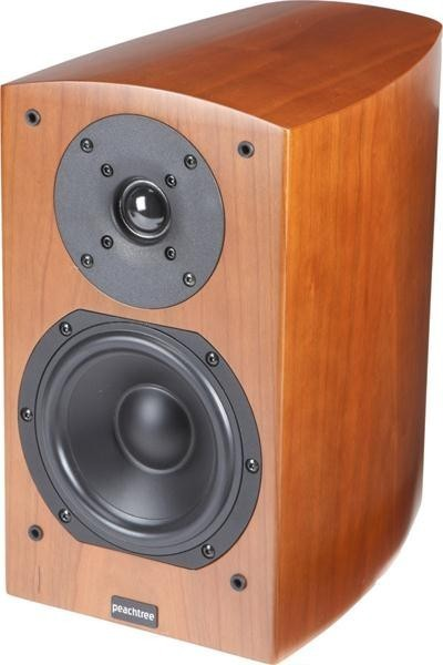 Peachtree Audio D5 Regal Lautsprecher Stereo Surround